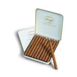 DAVIDOFF CLUB CIGARILLOS EN 10