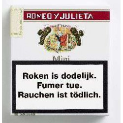 ROMEO Y JULIETA MINI/20
