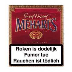 1 CARTOUCHE DE CIGARS AGIO MEHARIS SWEET ORIENT/20