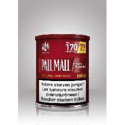 PALL MALL VOLUME FOR TUBING 85gr.