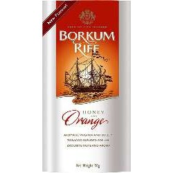 BORKUM RIFF HONEY et ORANGE/50Gr.