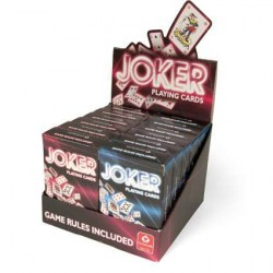 JEU DE CARTE JOKER/52 (*)