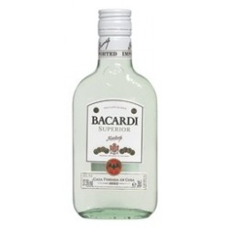 BACARDI SUPERIOR 37.5% 20CL