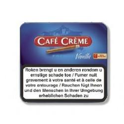 1 BOITE METAL DE 10 CAFE CREME VANILLA HENRI WINTERMANS