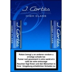 UN ETUI DE 5 CIGARES J. CORTES HIGHT CLASS