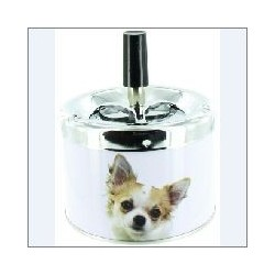 SPINNING ASHTRAY DOG II
