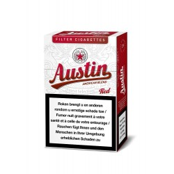 AUSTIN RED 10 X 20 CIGARETTES