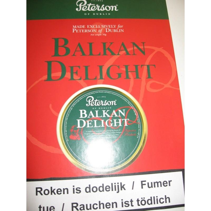 TABAC PETERSON BALKAN DELIGHT