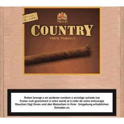 COUNTRY WILDE CIGARES/50(caisse bois)