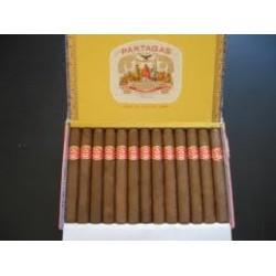 1 BOITE DE 10 CIGARES CUBAINS (mille fleurs de PARTAGAS)