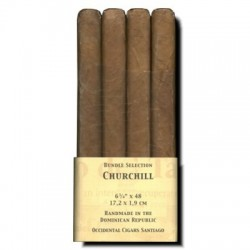 1 X 4 BUNDLES CHURCHILL