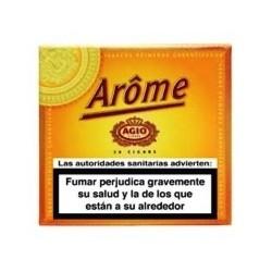 1 ETUI DE CIGARS AGIO AROMES/20