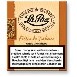LA PAZ FILTRO Wilde Cigarillios/20