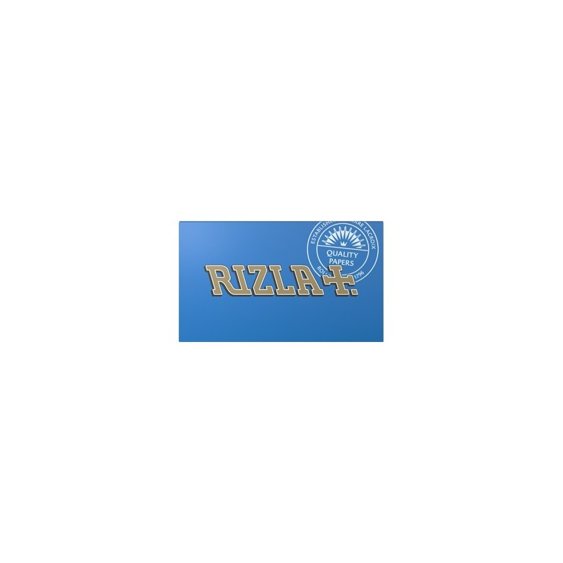 RIZLA BLEU 136 PAPIER A ROULER (*)
