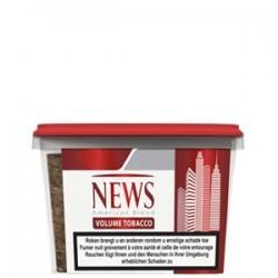 tabac news rouge volume seau 400gr. Black Bedroom Furniture Sets. Home Design Ideas