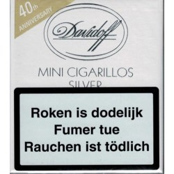 DAVIDOFF MINI SILVER CIGARILLOS EN 20 (*)