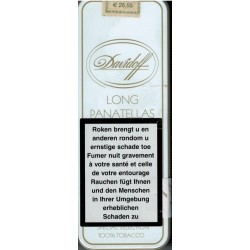 DAVIDOFF LONG PANATELLA EN 10