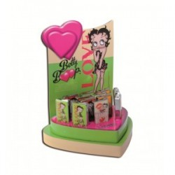Briquet éléctronique metal BETTY BOOP Love