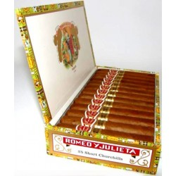 3 ROMEO Y JULIETTA SHORT CHURCHILL ALU TUBOS