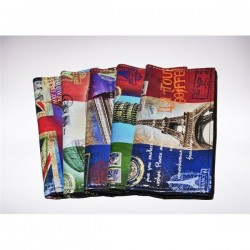 Tobacco pouch Cities