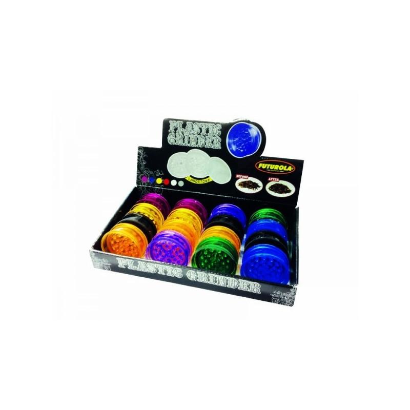 Acrylic grinder 2parts