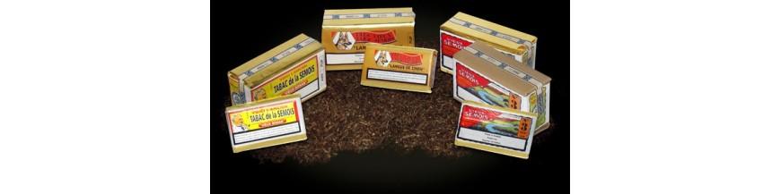 Tabac semois pour pipe