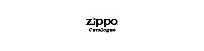 ZIPPO catalogue