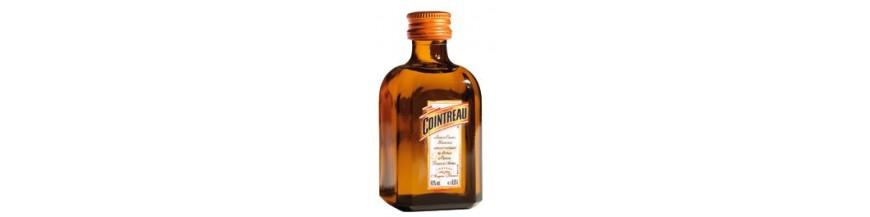 ALCOOLS MIGNONETTES (Mini bouteilles)