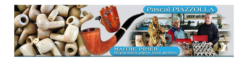 PIPES PASCAL PIAZZOLLA (Maitre Pipier)