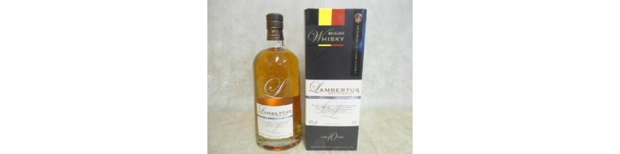 Belgian Whisky