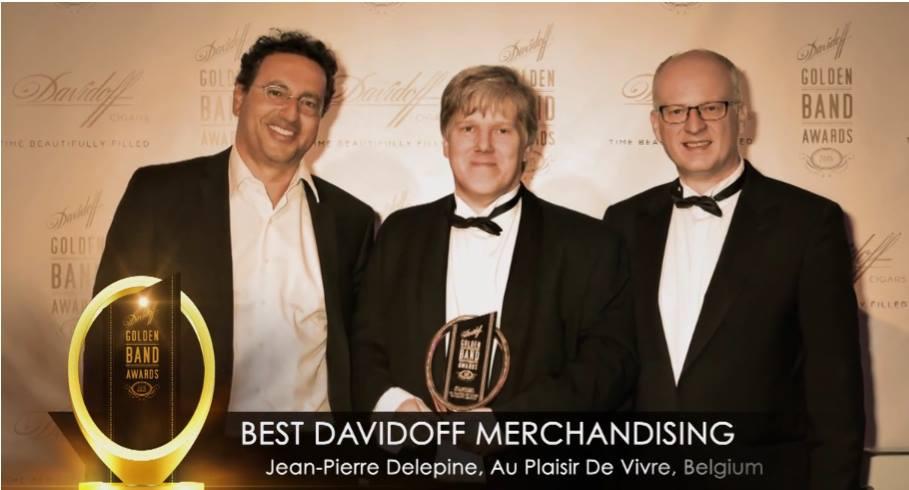 Davidoff Golden Band Awards 2015