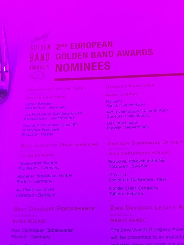 les nominés