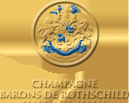 Champagne Barons de Rothschild toujours au frais