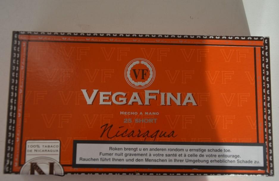 VegaFina Nicaragua Short/25