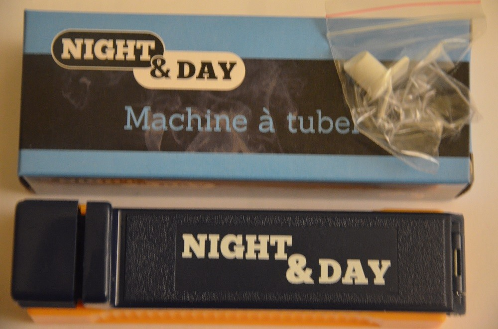 NIGHT AND DAY SINGLE TUBE...