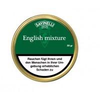 ENGLISH MIXTURE SAVINELLI 50Gr.