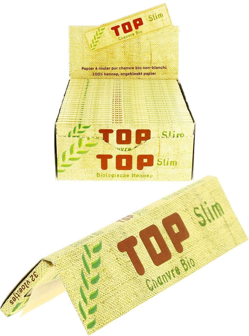 TOP ORGANIC SLIM PAPER (*)