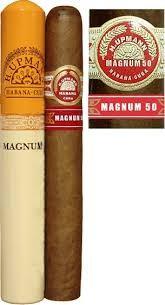 1 ETUI DE 3 CIGARES H. UPMANN MAGNUM 50 EN TUBE ALU