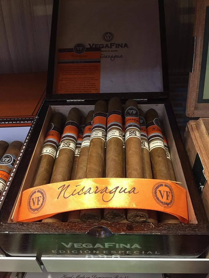 VEGAFINA NICARAGUA 8/9/8 ed. spéciale