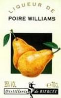 LIQUEUR DE POIRE WILLIAMS (demoiselle0.2L)