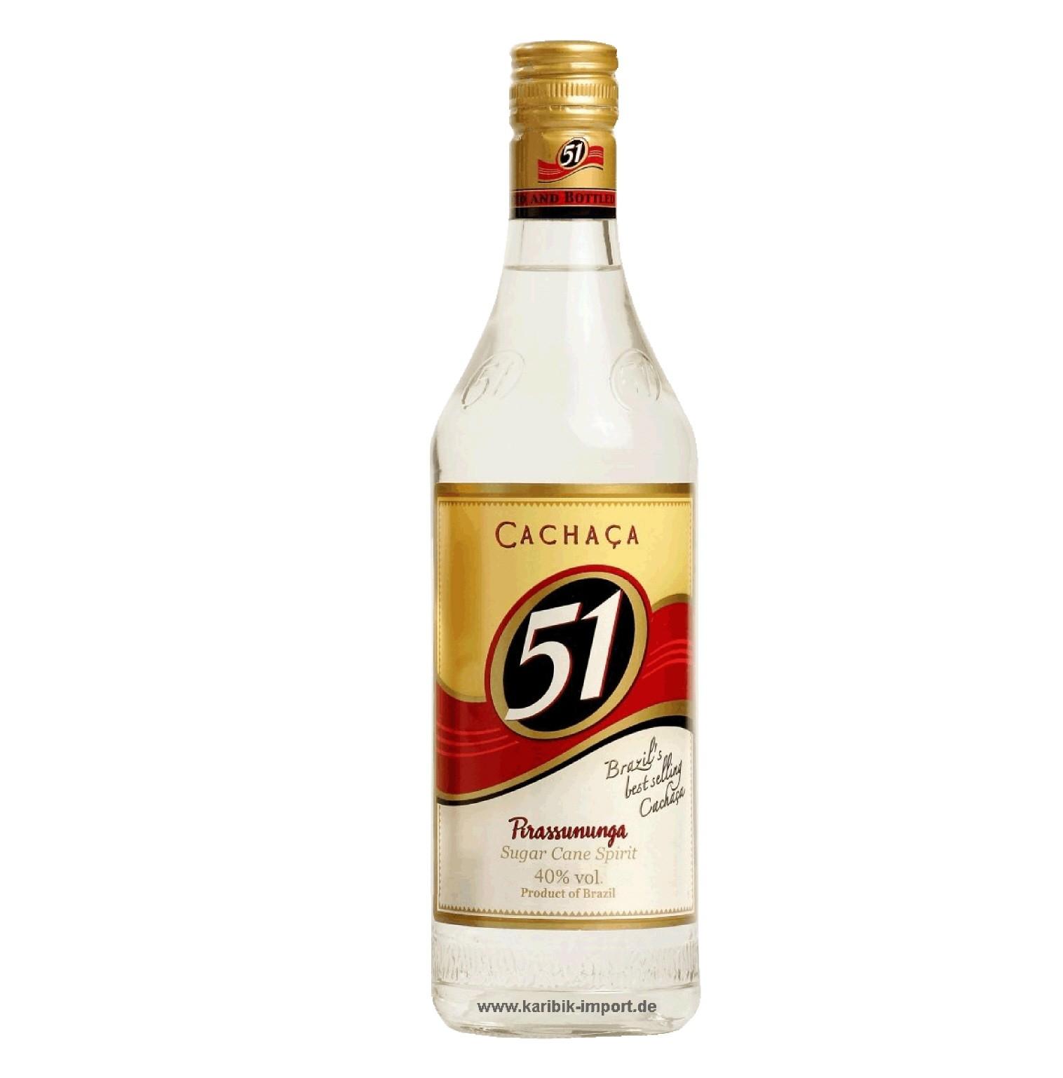 cachaca 51 0.7l