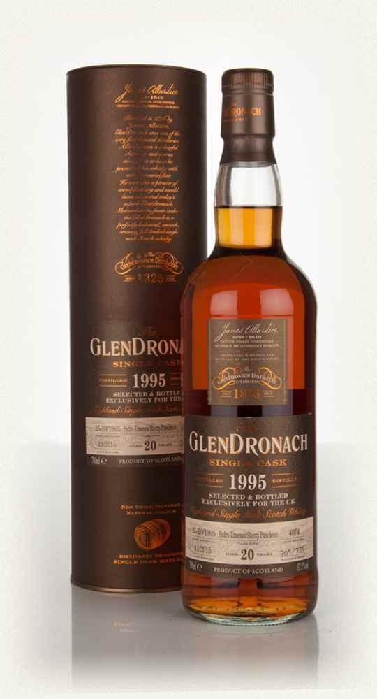 Glendronach 1995 20ans 48,6° - 0.7l