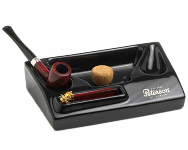 PETERSON PIPE ASHTRAY RECTANGULAR POS71