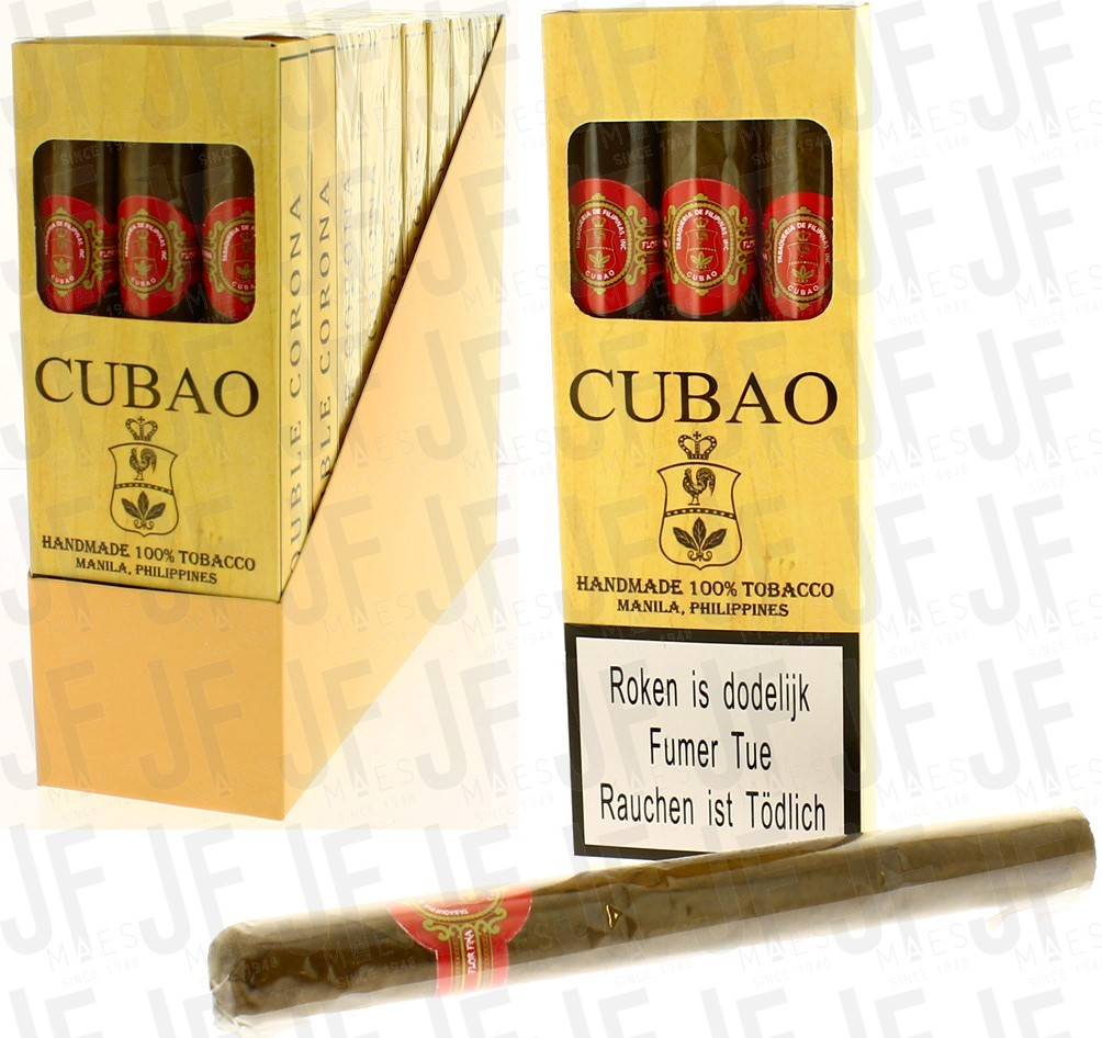 CUBAO DOUBLE CORONA PACK /3
