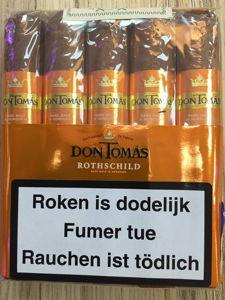 Don Tomas Bundle Honduras Rotshild/5