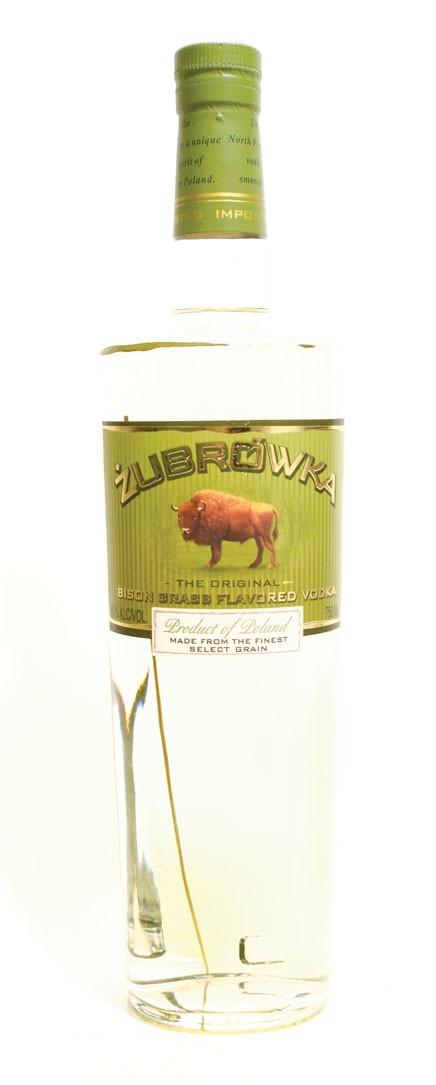 Vodka Zubrowka 40% - 0.7l