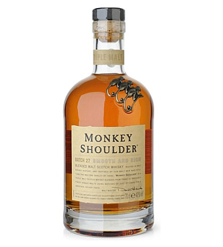 MONKEY SHOULDER 40% - 0.7l