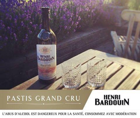 Pastis Henri Bardouin 45% 0.7l