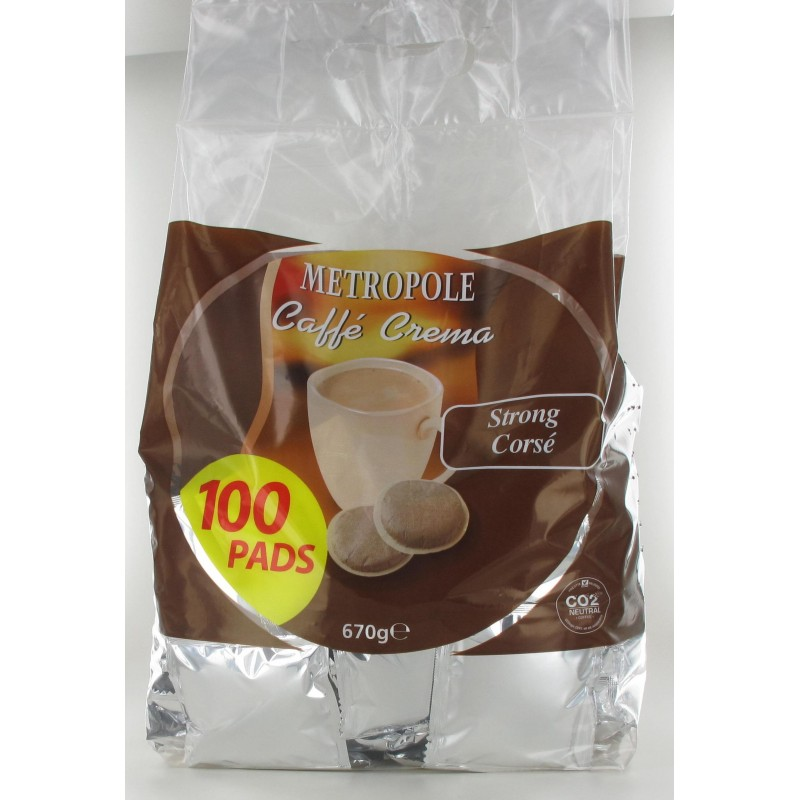 METROPOLE PADS STRONG 100X7G