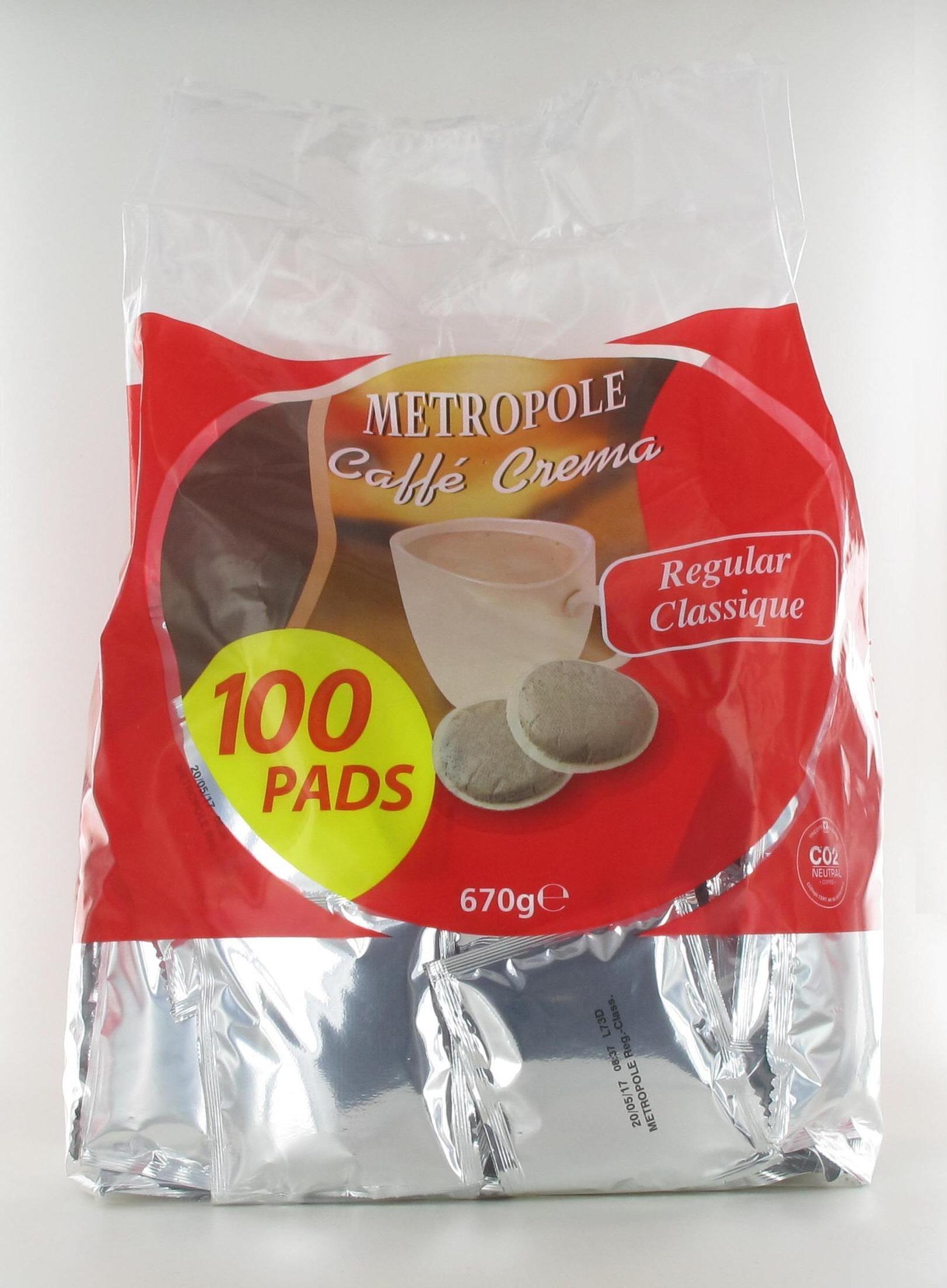 METROPOLE PADS REGULAR 100...